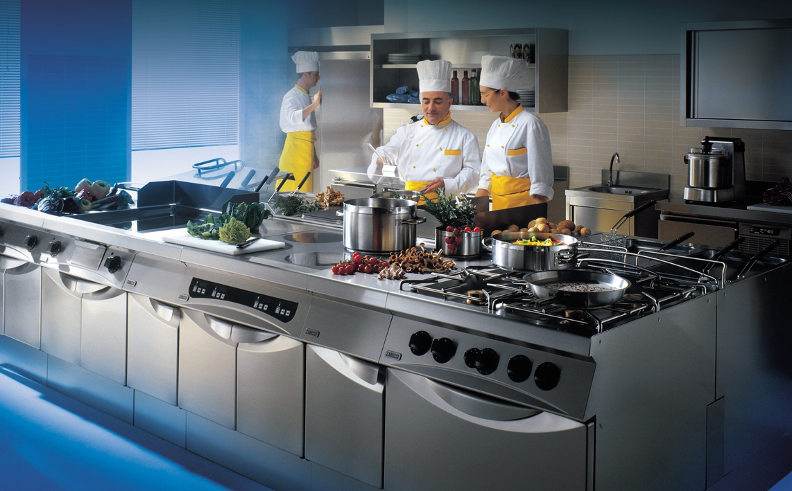 We specialise in the professional design supply installation and after sales care of commercial kitchens and catering equipment