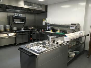 Care Homes Commercial Kitchen Installation Design And